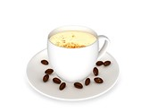 Coffee Cup Clipart Image, TheTemplateWizard
