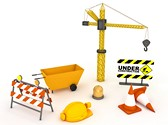 Construction Equipment Clipart Image, TheTemplateWizard