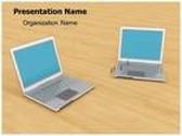 Digital Computer Virus Animated PowerPoint Template, TheTemplateWizard