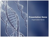 Dna Free PowerPoint Template, TheTemplateWizard