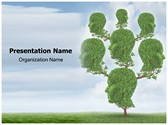 Family Tree Free PowerPoint Template, TheTemplateWizard