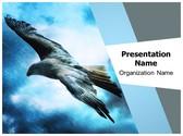 Fearless Bird PowerPoint Template, TheTemplateWizard