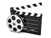 Film Industry Animated Clipart, TheTemplateWizard