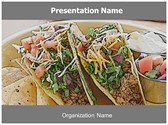Food Free PowerPoint Template, TheTemplateWizard