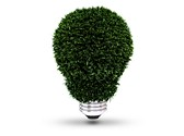 Green Energy Saver Clipart Image, TheTemplateWizard
