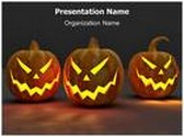 Halloween Animated PowerPoint Template, TheTemplateWizard