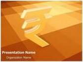 Indian Rupee Animated PowerPoint Template, TheTemplateWizard