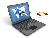 Internet Banking Animated Clipart, TheTemplateWizard