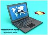 Internet Banking Animated PowerPoint Template, TheTemplateWizard
