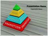 Marketing Mix Animated PowerPoint Template, TheTemplateWizard
