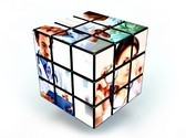 Medical Cube Animated Clipart, TheTemplateWizard