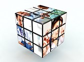Medical Cube Clipart Image, TheTemplateWizard
