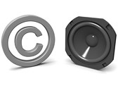 Music Copyright Law Clipart Image, TheTemplateWizard