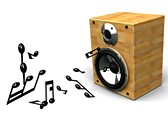 Music Notes Clipart Image, TheTemplateWizard