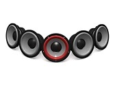 Music Speakers Clipart Image, TheTemplateWizard