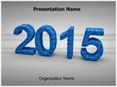 New Year Day Animated PowerPoint Template, TheTemplateWizard