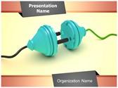 Peer to Peer PowerPoint Template, TheTemplateWizard