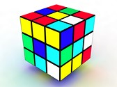 Rubiks Cube Clipart Image, TheTemplateWizard
