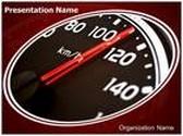 Speeding PowerPoint Template, TheTemplateWizard