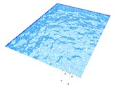 Swimming Pool Clipart Image, TheTemplateWizard