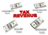 Tax Revenue Pie Chart Animated Clipart, TheTemplateWizard