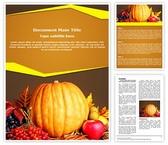 Thanksgiving Word Template, TheTemplateWizard