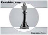 The King PowerPoint Template, TheTemplateWizard
