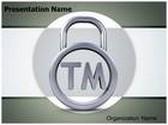 Trademark PowerPoint Template, TheTemplateWizard