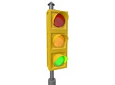 Traffic Light Clipart Image, TheTemplateWizard