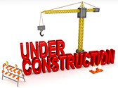 Under Construction Site Clipart Image, TheTemplateWizard