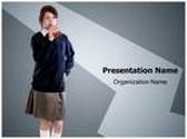 Underage Drinking PowerPoint Template, TheTemplateWizard