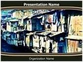 Urban PowerPoint Template, TheTemplateWizard