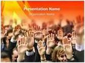 Voting PowerPoint Template, TheTemplateWizard
