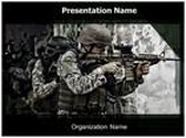War PowerPoint Template, TheTemplateWizard