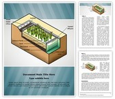 Waste Water Treatment Word Template, TheTemplateWizard