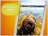 Water Pollution PowerPoint Template, TheTemplateWizard