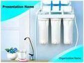 Water Purification PowerPoint Template, TheTemplateWizard