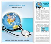 World Health Organization Word Template, TheTemplateWizard