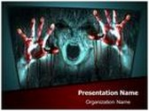 Zombie PowerPoint Template, TheTemplateWizard